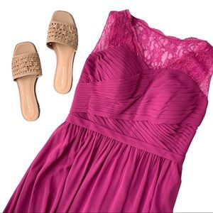 Azazie • Retired Beverly Bridesmaid Dress Orchid